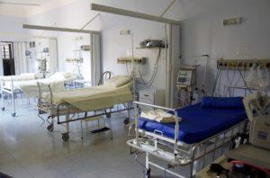 ospedale camera